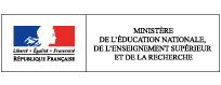 © Ministère de l'Éducation nationale, de l'Enseignement supérieur et de la Recherche - Tous droits réservés
